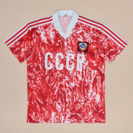 Soviet Union 1989 - 1991 Home Shirt (Good) S