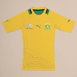 South Africa 2014 - 2015 Player Issue Home Shirt (Very good) S