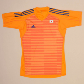 Japan  2018 - 2019 Goalkeeper Shirt (Excellent) L