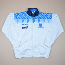 Napoli 1994 - 1995 Training Jacket (Very good) XL