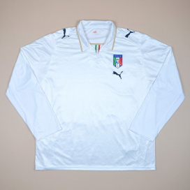 Italy 2007 - 2008 Away Shirt (Very good) XXXL
