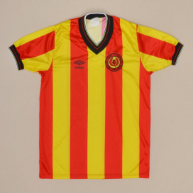 Partick Thistle 1983 - 1986 Home Shirt (Very good) S