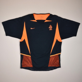 Holland 2002 - 2004 Player Issue Away Shirt (Very good) M